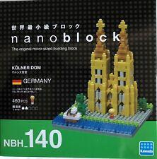 Kolner Dom Nanoblock Miniature Building Blocks New Sealed NBH140
