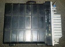 1987 Mercedes-Benz 300E ECM Engine Control Module 0045453832  124 Body