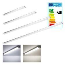 Listello LED Luce Linea Sottile Tubo Montaggio a parete o soffitto 2ft 3ft 4ft 5ft HIGH LUMEN