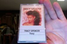 Tracy Spencer- Tracy- new/sealed cassette tape
