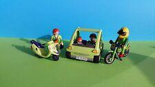 Playmobil Auto Roller Motorrad