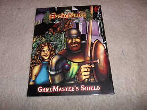 Hackmaster Gamemaster's Shield