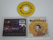 RADIOHEAD/PABLO HONEY(PARLOPHONE 0777 7 81409 2 4) CD ALBUM