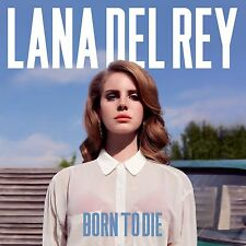 LANA DEL REY: BORN TO DIE 2012 CD NEW