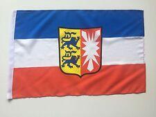 Fahne Flagge Schleswig-Holstein 30x45 cm mit Schaft