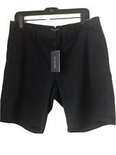 Zachary Prell Mens Catalpa Shorts New With Tags Size 34 Navy Blue MSRP $128.00