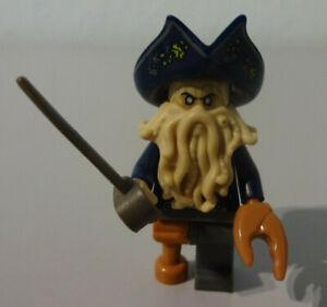 (A12/13) Lego 1x poc031 Davy Jones Pirates des Caraïbes En Set 4184 D'Occasion