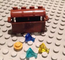 NEW PARTS / Lego Pirate Lot / Treasure Chest / Jewels / Gems /Accessories / Gold