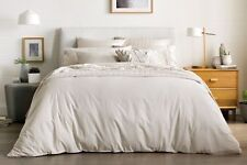 Sheridan Reilly Queen Size Quilt Cover and Pillowcases Set - 100% Cotton