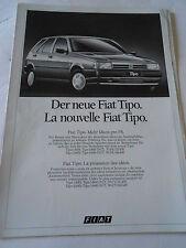1989 ad the new ad fiat tipo