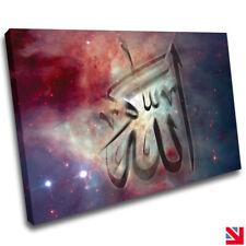"""Mosquée de couleurs-Islam religieux Paysage Grande d/'élevage Photo sur toile 20x30/"""""""