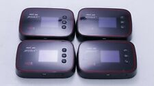 LOT OF 4 FAIR VERIZON PANTECH JETPACK MHS291L 4G LTE MOBILE HOTSPOT