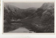 Entrance To Dovedale 1957 RP Postcard 900a