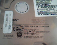 Hard Disk Drive IDE Maxtor D740X-6L VQ20A011-01-B MX6L020J1 19K1565 A00