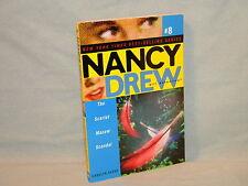 Nancy Drew Girl Detective #8 The Scarlet Macaw Scandal pb Mystery Carolyn Keene