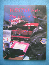 Rare Westover ARB: Eye of the Storm (1991) SC Massachusetts Air Force Reserve
