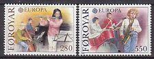 FAROE ISLANDS 1985**MNH SC# 125 - 126  Europa 1985