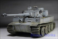 Award Winner Built Dragon 1/35 Pz.Kpfw. VI Ausf. E Sd.Kfz.181 TIGER I +PE