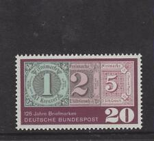 WEST GERMANY MNH STAMP DEUTSCHE BUNDESPOST 1965 FIRST POSTAGE STAMP SG 1403