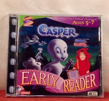 Casper Meets Wendy Animated Early Reader Ages 5-7 Learning Cd Windows Macintosh