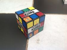 Official Rubik's Cube Two Impossible Jigsaw Puzzles 80pc Mib