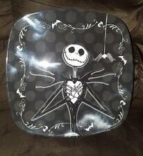 Disney Nightmare Before Christmas Jack Skellington  Cake Plate New pedestal