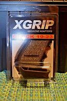 X-Grip For Glock 17 22 31 Full Magazie in G19 23 32 Compact NEW