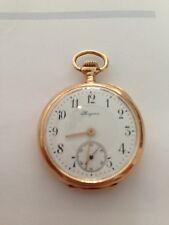 Pocket Watch Lady Gold-Reloj Señora Longines Oro 14k