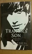 Traitor's Son The Raven Duet Book 2 by Hilari Bell 2012 HC - Very Good Condition