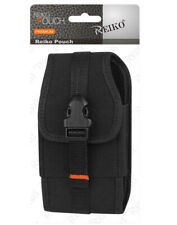REIKO Kyocera DuraXV LTE Flip Phone Pouch Holster Case with Belt Loop & Clip