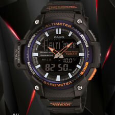 Casio SGW450H-2B Watch Altimeter Thermometer World Time 100M 5 Alarms New Model