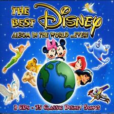 The Best Disney Album in the World...Ever! [CD]
