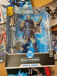 In Hand! McFarlane DC Multi Verse Darkseid Armored SDCC Target Ship from HK