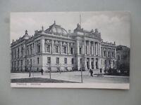 Ansichtskarte Strassburg Bibliothek (Nr.610)