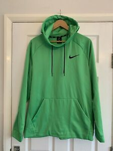 Mens Nike Dri Fit Sports Casual Snood Hoodie Top, Size XL, Excellent Condition