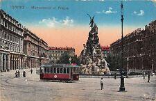 BF35491 torino monumento al frajus tramway italy  front/back scan