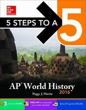 5 Steps to a 5 AP World History 2016 (5 Steps to a 5 on the Advanced Placement E