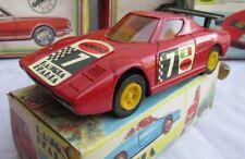 Vintage Rare Lancia Stratos, Lancia Italia Race Car 7, Near Mint In Box Must See
