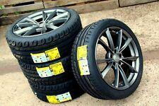 MAM A5 Felgen Sommerräder 19 Zoll ET30 5x112 245/40 Reifen AUDI A6 A7 Q3 A8 MB ◄