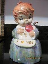 MARIANNE of MAUI LOLLIPOP ANGEL Candy Jar