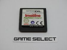 IMAGINE FASHION DESIGNER GIULIA PASSIONE STILISTA NINTENDO DS PAL EUR ITALIANO