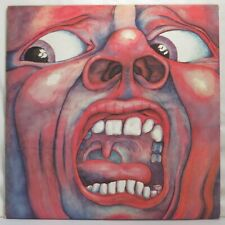KING CRIMSON - In The Court Of The Crimson King > 1969 1st US Issue LP > EX/NM