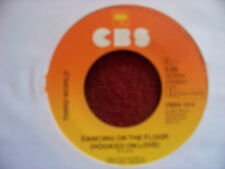 Third World - Dancing on the floor / Who gave you    NL CBS   45