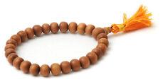 Mala-armband Aus Sandelholz Brown von Berk