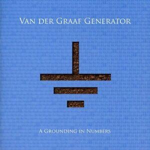 Van Der Graaf Generator - A Grounding In Numbers [CD]
