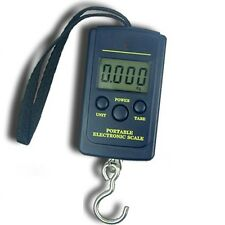4 - Portable handheld electronic luggage scale 40KG/5g