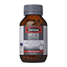 Swisse Mens Ultivite F1 Multivitamin Vitamin 120 Tablets