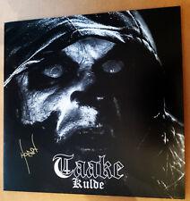 Taake KULDE signed signiert HOEST + Poster Limited Edition Of 500 Wacken Mayhem