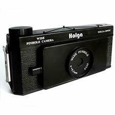 Holga 120 WPC Panoramic Pinhole Camera Wide Format Film Lomo Camera Black 193120