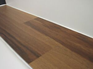 Pavimento adesivo parquet doghe PVC  LTV Noce parquet cm 91,44x15,24 € 15,40 MQ